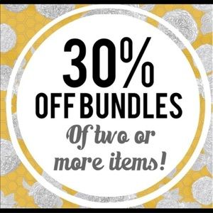 Bundle 2+ items $10 or less offer ends 02/22/2020